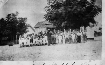 150 years ago in Coopers Plains, 14 January 1871