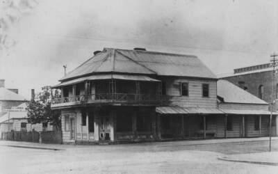 125 years ago in Moorooka, 7 February 1896