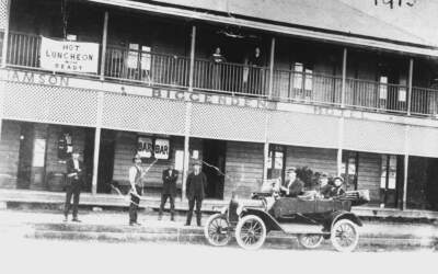 100 years ago in Coopers Plains, 4 February 1921