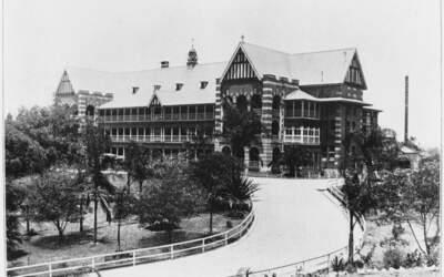 100 years ago in Sunnybank, 15 January 1921
