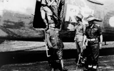 75 years ago in Moorooka, 1 February 1946