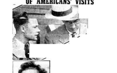 75 years ago in Moorooka, 27 January 1946