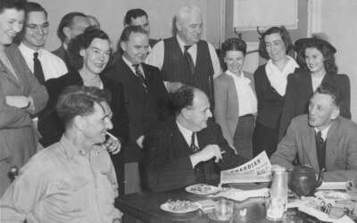 75 years ago in Moorooka, 12 February 1946